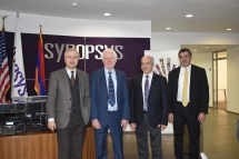 Synopsys Visit